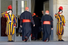 Cardinals seek answers over Vatican scandals