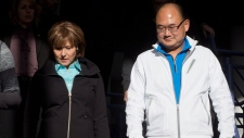 B.C. minister out over ethnic vote document