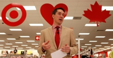Target opens doors in Canada