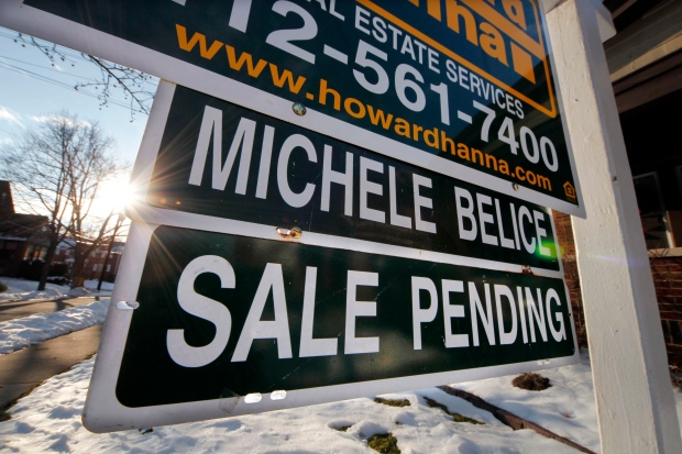 U.S. home prices up in January
