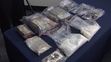 Vancouver police say they've broken a drug ring that was preying on vulnerable people in the city's Downtown Eastside using violence, torture and terror. Jan. 27, 2011. (CTV)