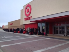 Target in Guelph