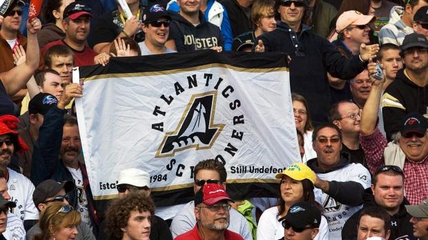 CFL Atlantic Schooners