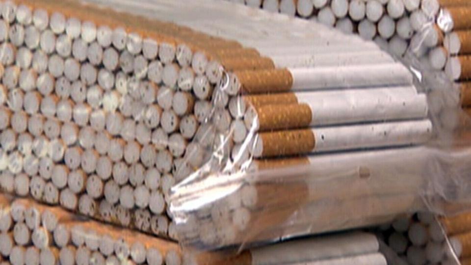 Marlboro lights cigarettes contents