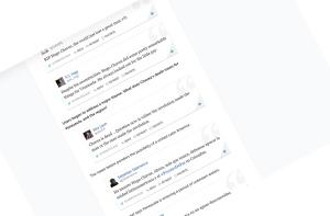 Chavez Twitter reaction