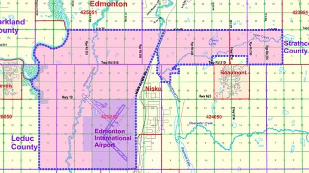 Leduc County responds to City of Edmontons annexation plan CTV