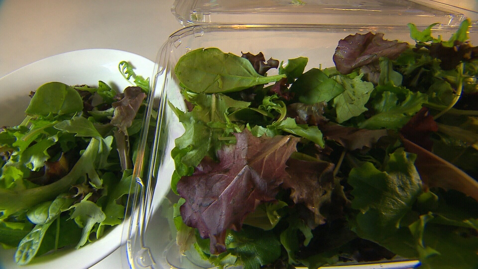 Canadian researchers have tested how clean pre-washed packages of leafy greens really are, and found parasites in dozens of samples purchased in Ontario.