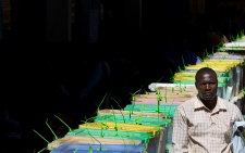 A slow ballot count in Kenya's presidential vote