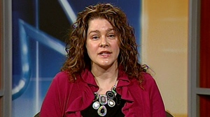 Laura Turner speaks to Canada AM Wedneday, March 6, 2013, about her son Owen`s concussion.
