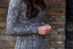 Britain's Kate the Duchess of Cambridge, who is pregnant and due to give birth in July, arrives at Hope House, in London, Tuesday, Feb. 19, 2013. (AP / Matt Dunham)