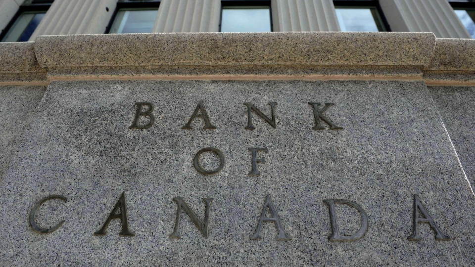 The Bank of Canada has kept its trendsetting interest rate setting at one per cent, where it has been since September 2010. (THE CANADIAN PRESS / Sean Kilpatrick)