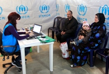 Syria refugees top 1 million