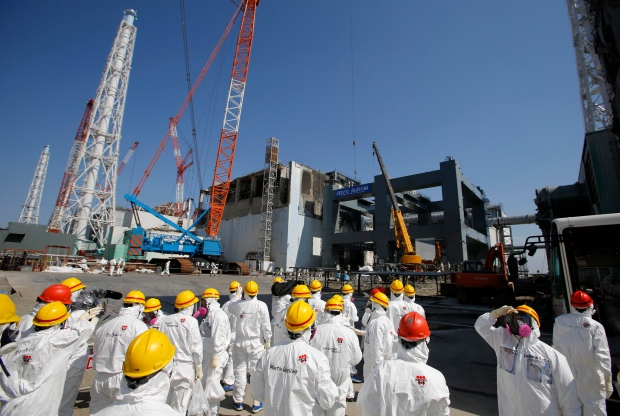 Fuel rod removal makes progress at Fukushima plant