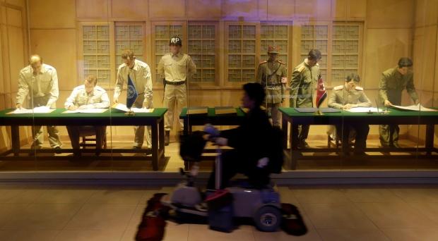 North Korea threatens to end armistice