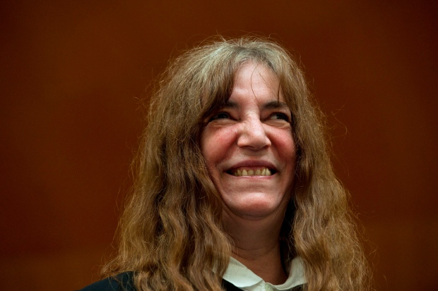 Patti Smith AGO exhibit opens