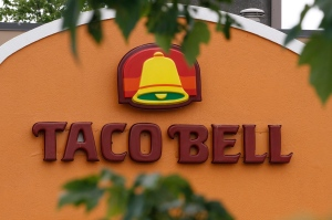 This Wednesday, June 6, 2012 file photo shows a Taco Bell restaurant in Richmond, Va. (AP Photo/Steve Helber, File)