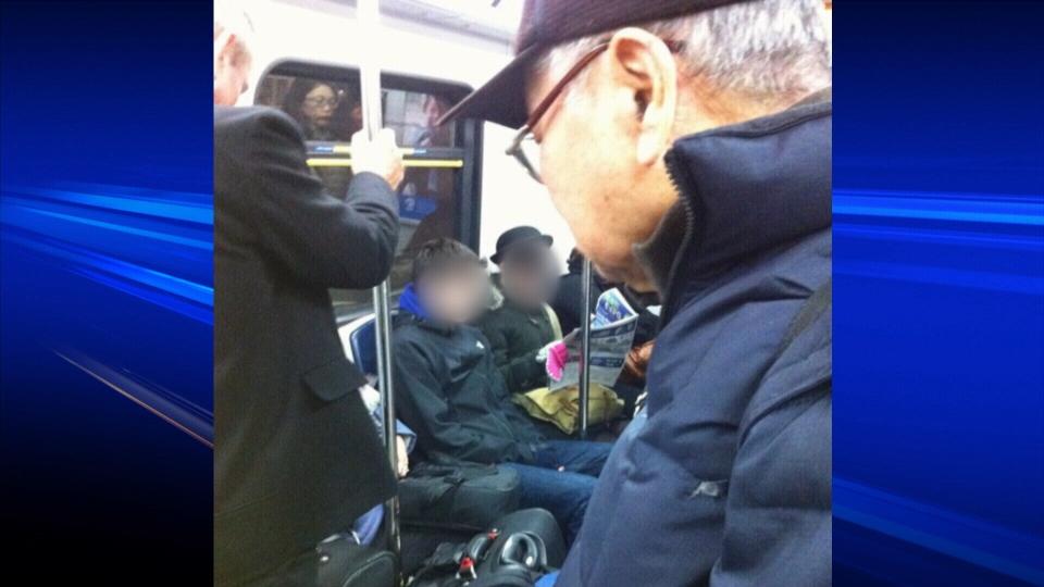 transit bad behaviour