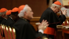 Cardinals impose media blackout ahead of conclave
