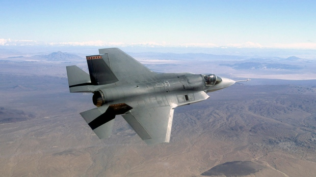 Pentagon report cites more flaws of F-35