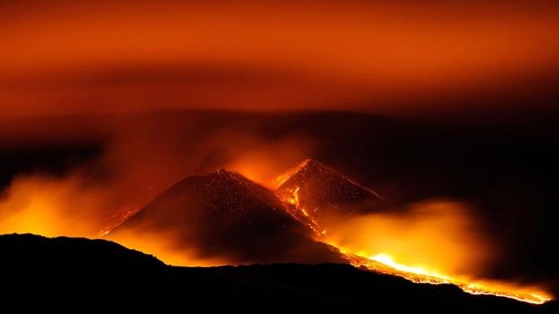 Volcano global warming