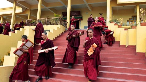 Police question Tibetan spiritual leader over cash | CTV News