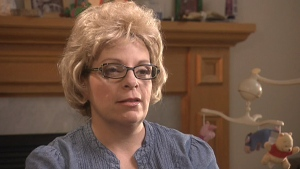 'Secaley' shares her story on CTV's W5, Saturday, Jan. 29, 2011.