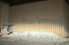 Guelph mosque vandalism