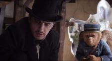 Oz review film movies James Franco