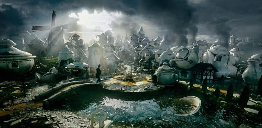 Scene from 'Oz the Great and Powerful'
