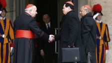 Conclave to elect next pope starts March 12