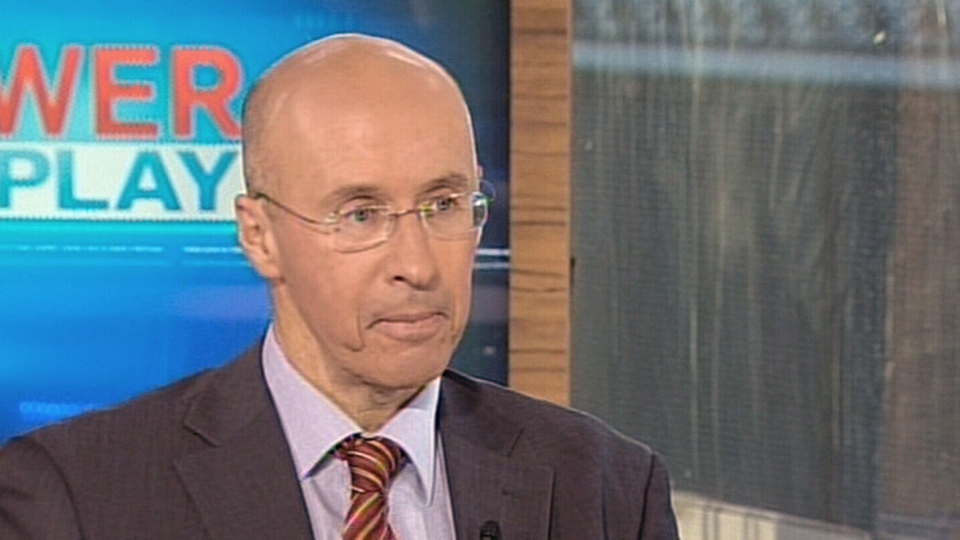 Parliamentary Budget Officer Kevin Page appears on CTV's Power Play on Friday, March 8, 2013.