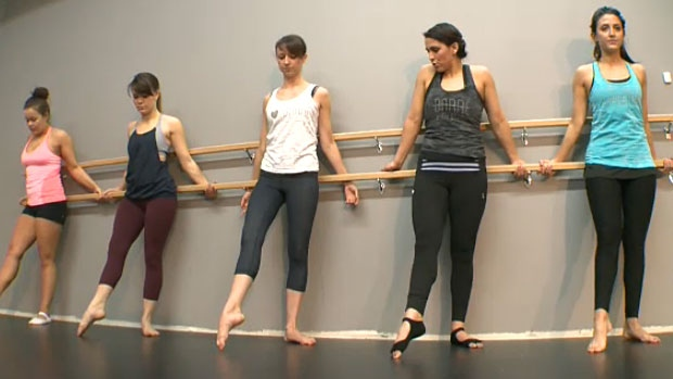 A growing number of Canadians are pirouetting their way to healthier lifestyles thanks to a new ballet-based fitness trend called 'Barre.' Barre Body Studio is the first of its kind in Edmonton.