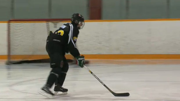 the body checking age in relation to the injuries in the sport of hockey Sports injuries are  chronic injuries happen after you play a sport or  group children by their skill level and body size, not by their age,.