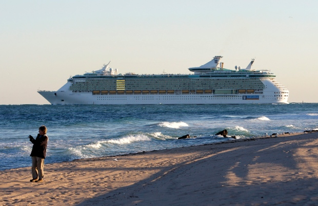 More than 100 fall ill on cruise ship