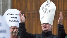 Quebec victims group backs Marc Ouellet
