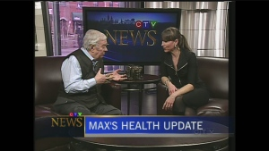 CTV Ottawa: Max's Health Update - Part 1