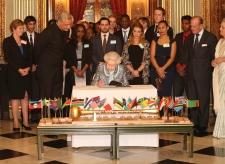 Queen Elizabeth II pulls out of public event