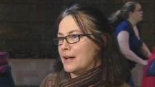 Joan McDermott returns from Egypt