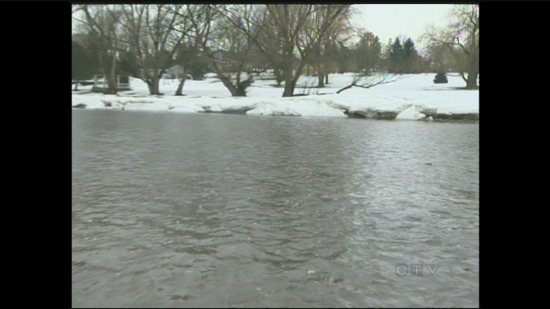 Heavy rainfall leads to flooding concerns
