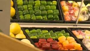 Meal planning, grocery stores