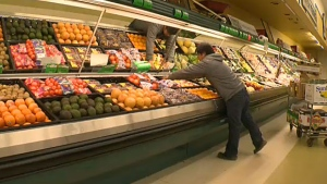 Grocery stores, meal planning
