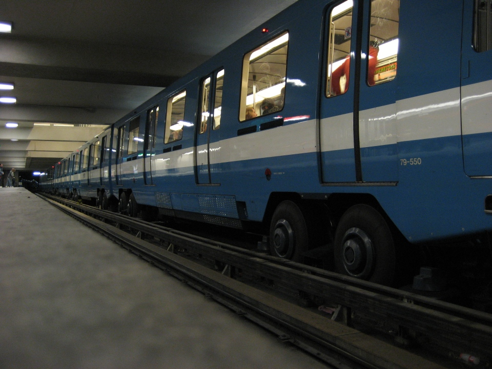 Montreal metro. (Photo: Jason Tester via Flickr)