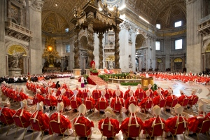 Pope Mass Vote/98_cardinals_vote_at_vatican_for_pope.jpg