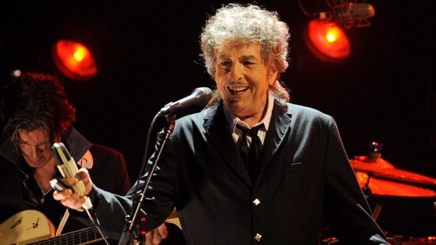 Bob Dylan voted into Academy of Arts and Letters