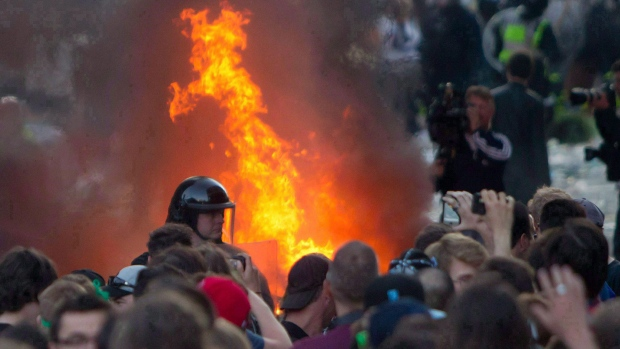 More arrests in Vancouver Stanley Cup riot case