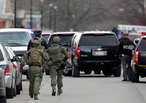 Four killed in upstate New York shooting