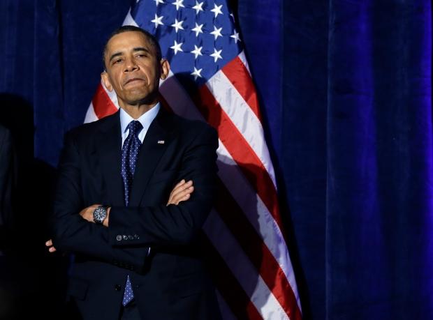 Barack Obama on March 13, 2013.