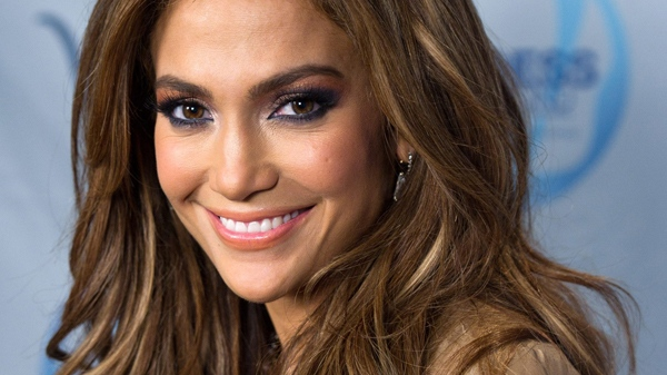 Jennifer Lopez attends a press event to announce her becoming the first global ambassador for the Gillette Venus razor, in New York, Wednesday, Feb. 2, 2011. (AP / Charles Sykes)