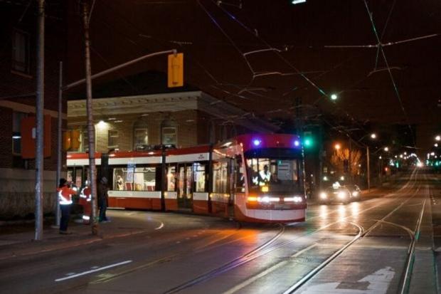 TTC, streetcar