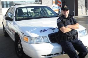Guelph police Const. Jennifer Kovach